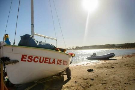 Club Náutico Sudestada, deportes acuáticos y navegación a vela en La Paloma