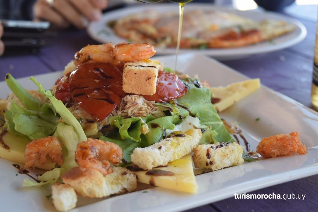 La cocina de Rocha en Barra de Chuy