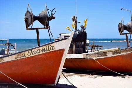 La Juanita y La Nena, Cabo Polonio