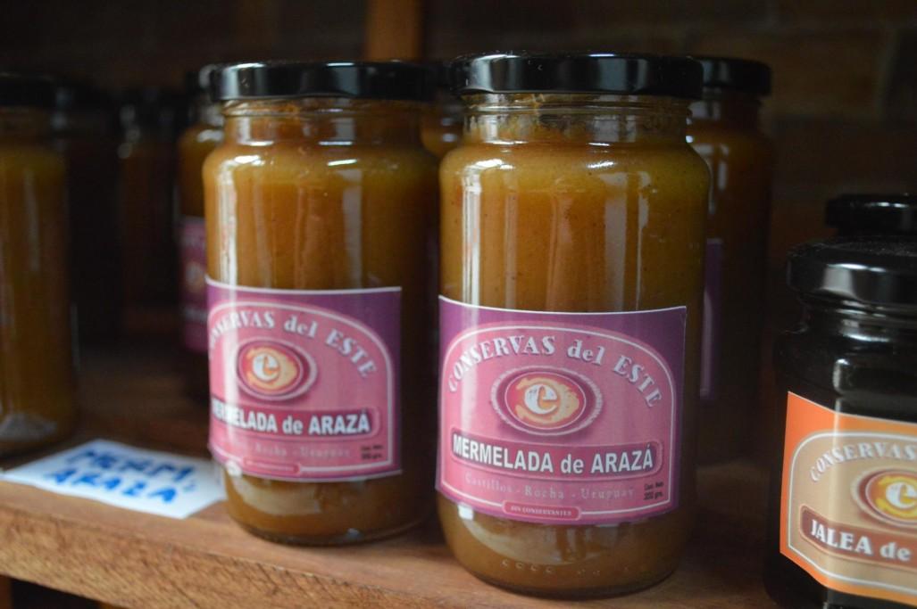Mermelada de arazá - Conservas del Este