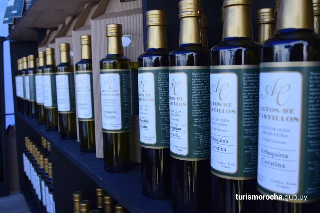 Aceite de oliva extra virgen de Rocha - Altos de Castillos