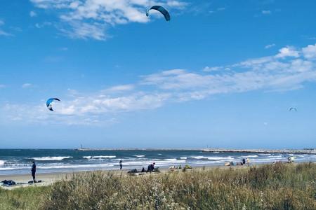 Kitesurf, La Paloma