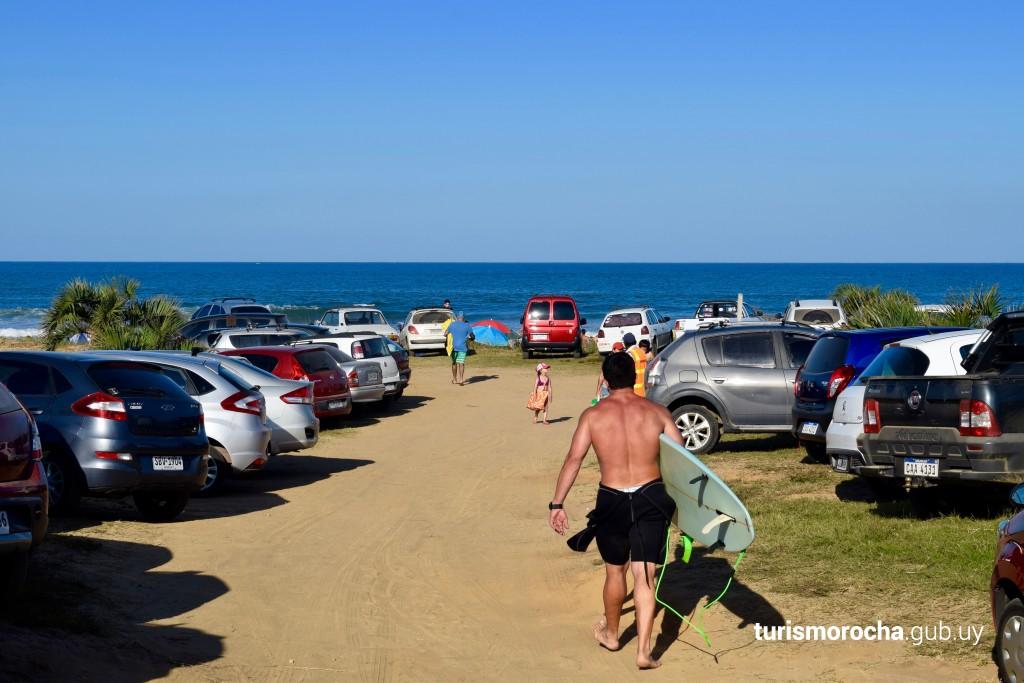 Surf en La Aguada