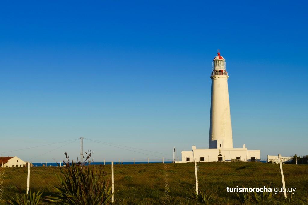 Faro Cabo Santa María, La Paloma