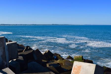 Vista al Océano Atlántico