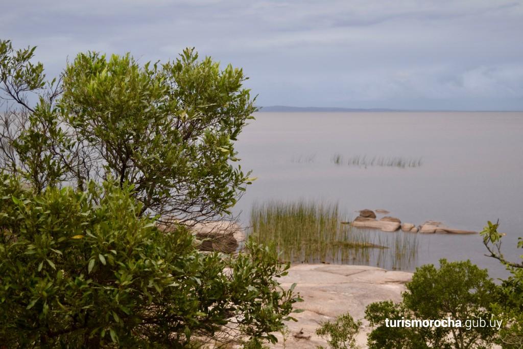 Laguna Negra en Rocha