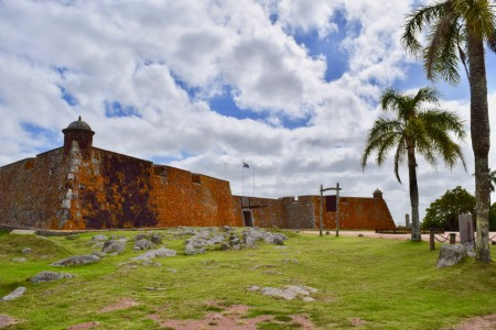 San Miguel Fort: historical monument of Rocha, Uruguay