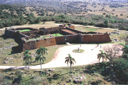 Fuerte de San Miguel en 18 de Julio