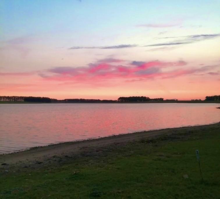 Atardecer en el Lago de India Muerta