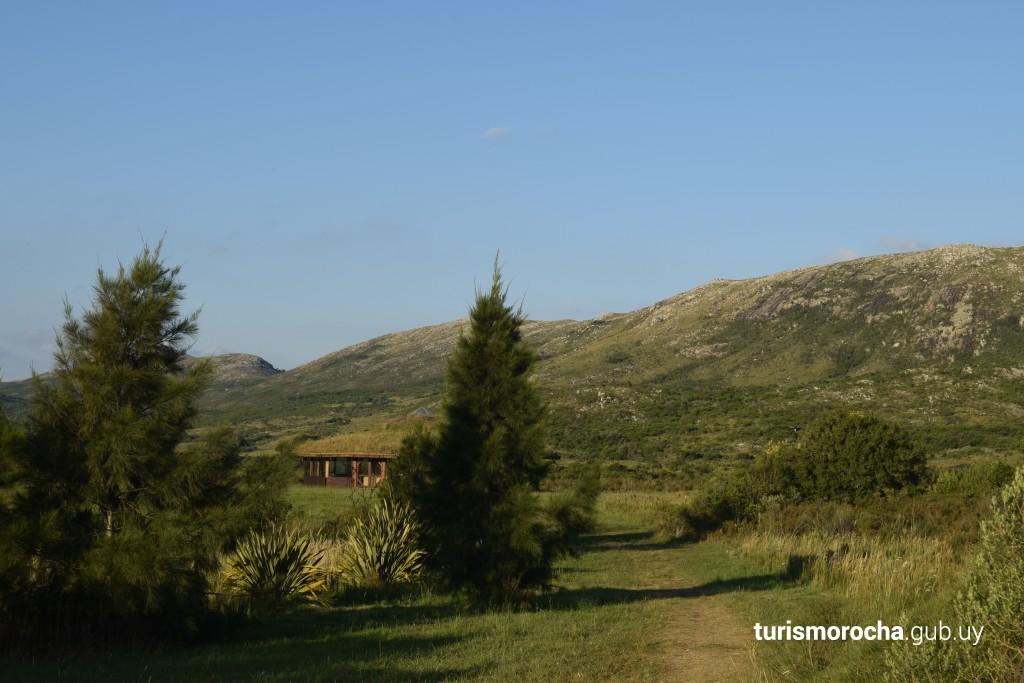Cúpula Acústica en las Sierras de Rocha