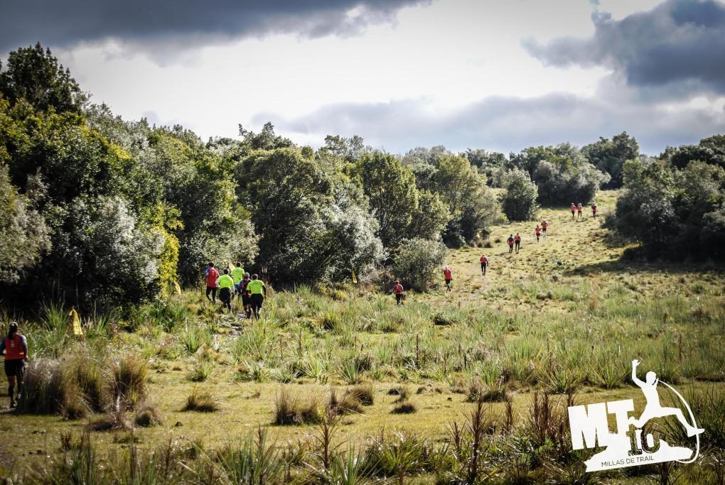 MT10 Millas de Trail en las Sierras de Rocha