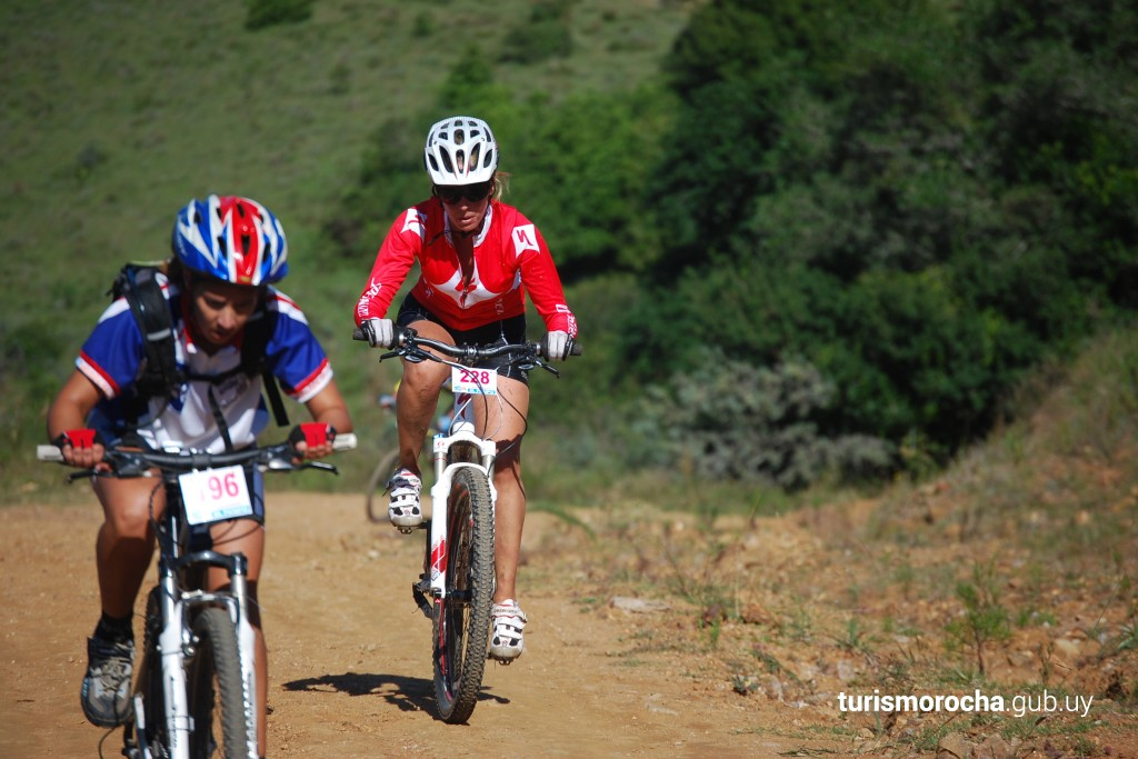 Ciclismo y mountain bike en Rocha
