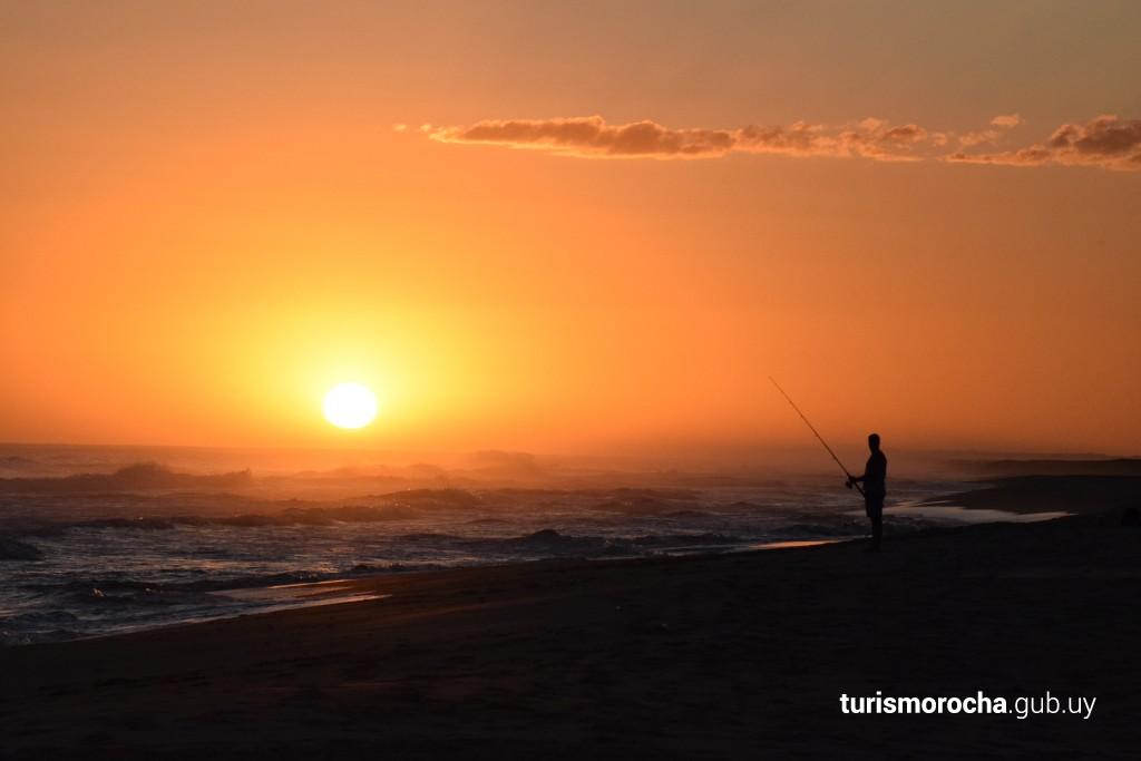 Pesca deportiva, Cabo Polonio
