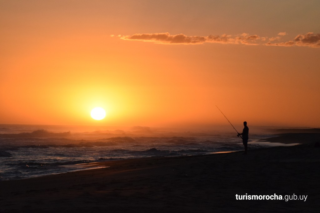 Pesca deportiva, Santa Teresa