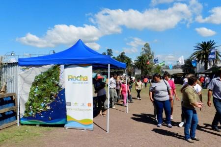 Festival del asado con cuero en Lascano