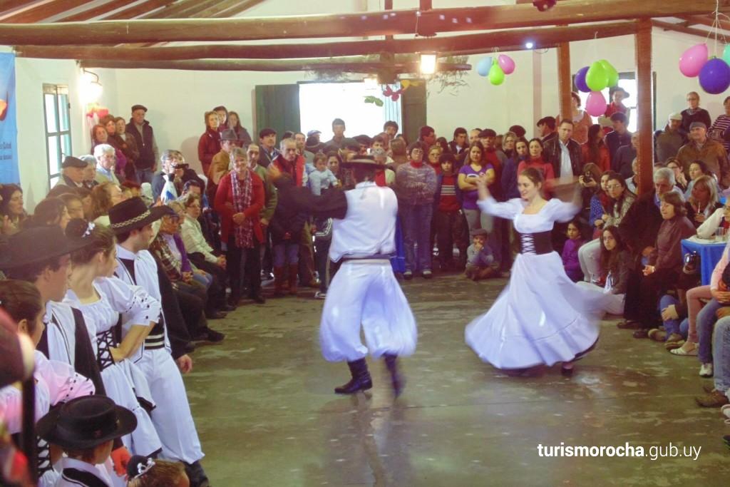 Fiesta de la primavera gaucha en 19 de Abril, Rocha