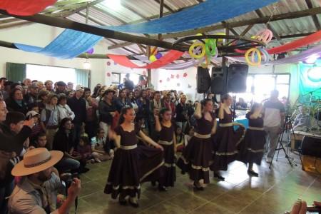 Fiesta de la Primavera Gaucha en 19 de Abril