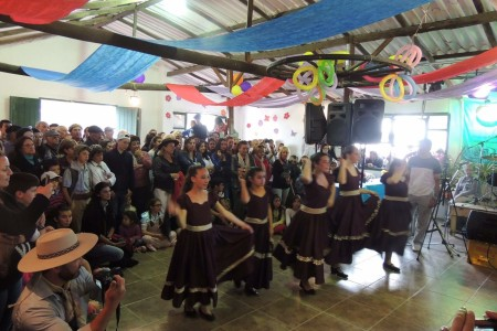 Fiesta de la Primavera Gaucha, 19 de Abril