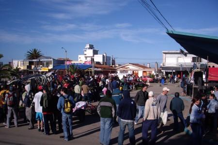 Día de la Música 2007 en La Paloma