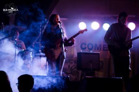 0 es 3, Día de la Música 2014 en La Paloma