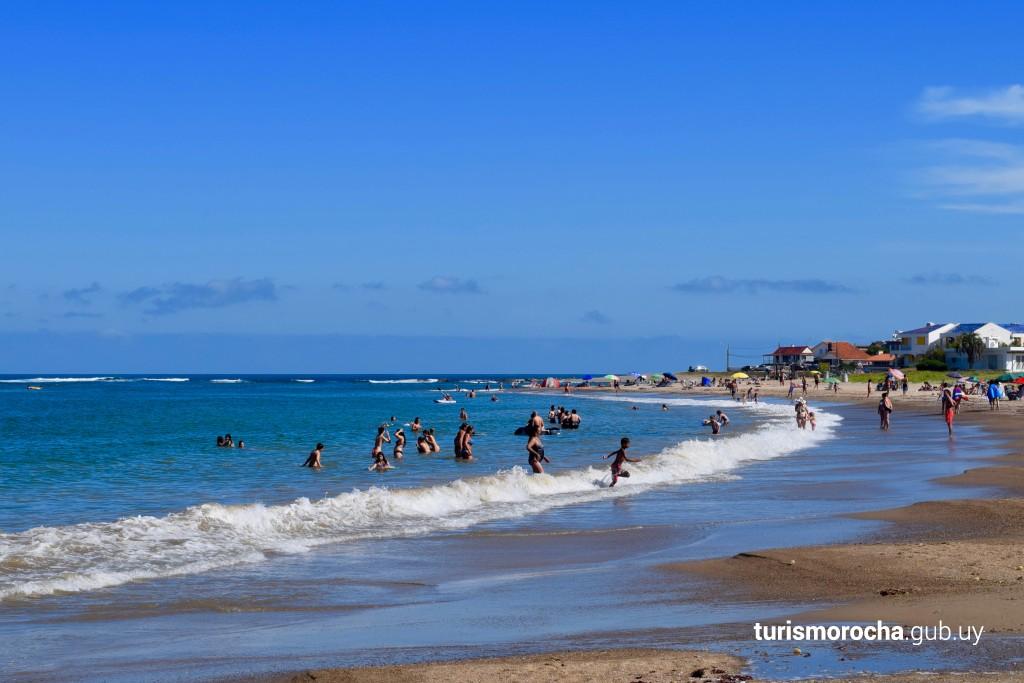 Playa Bahía Grande, La Paloma