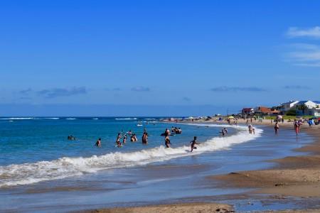 Praia Bahía Grande