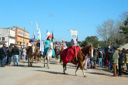 Fiesta patria, 18 de Julio