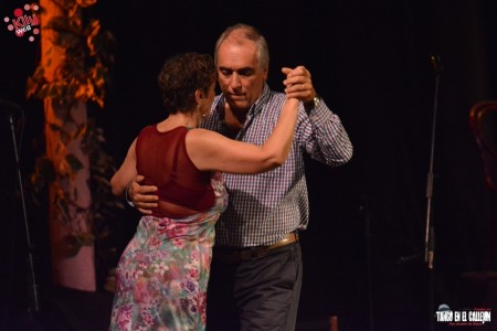 Tango en el callejón, Rocha - Foto: Kily web