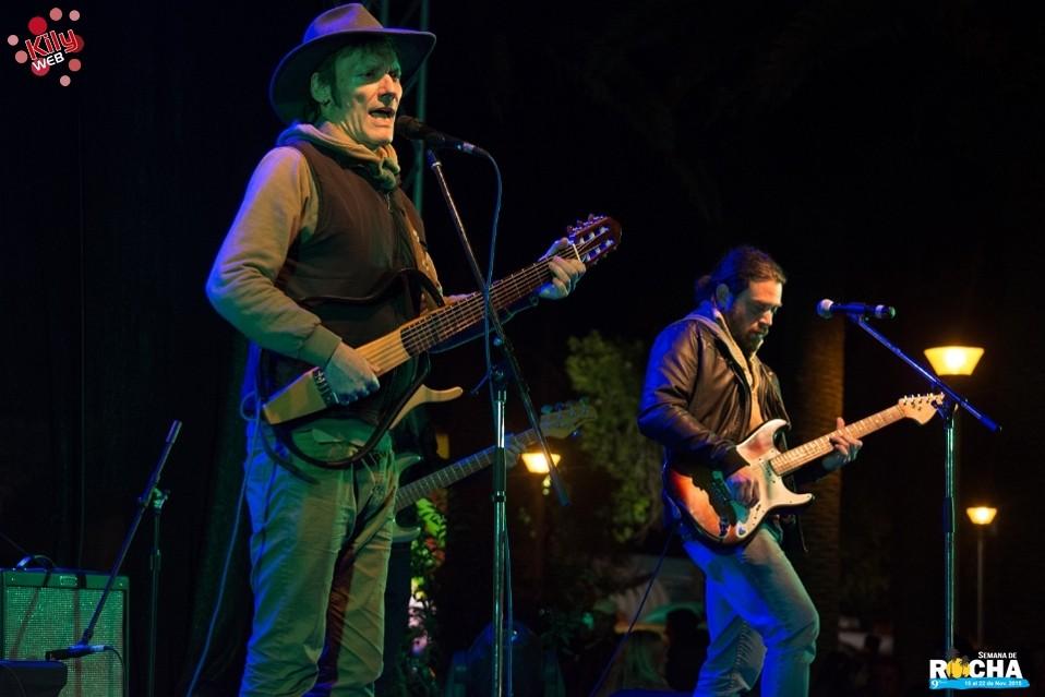 Jorge Nasser, Semana de Rocha - Foto: Kily web