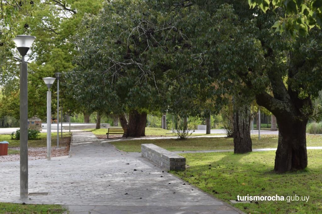 Plaza Lapeyre en Rocha