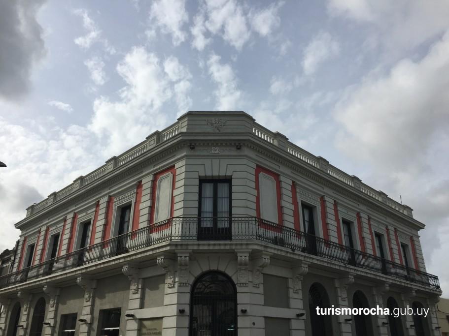 Centro Cultural María Élido Marquizo en Rocha