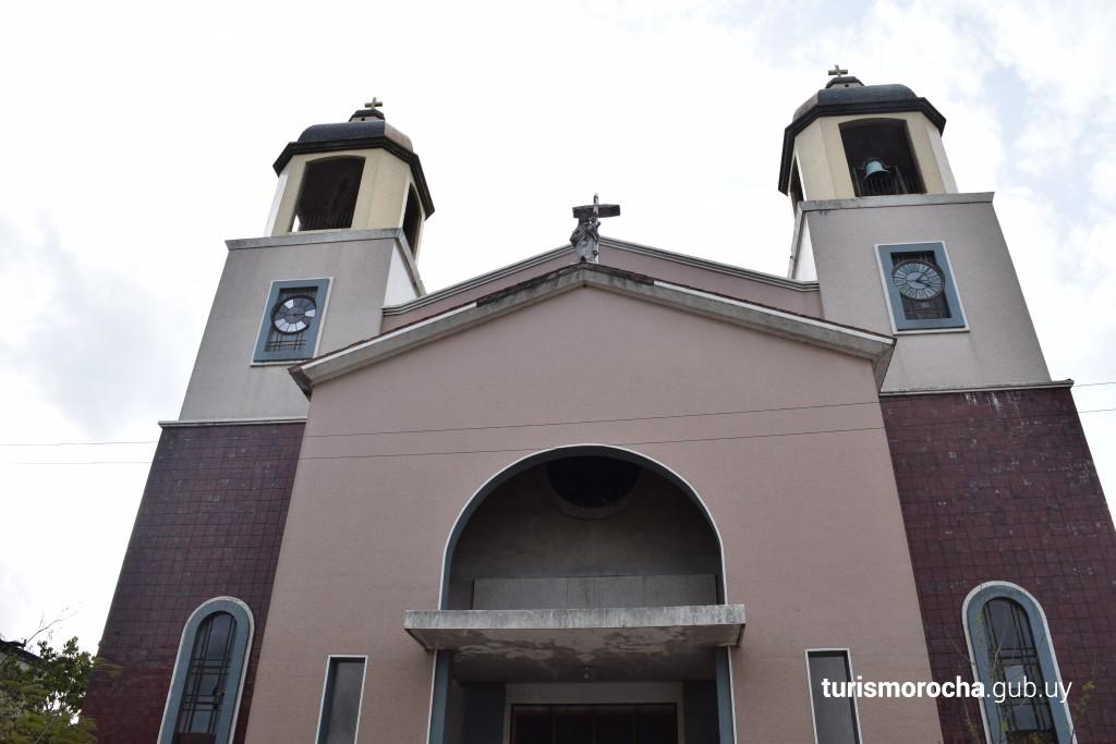 Iglesia Nuestra Señora de los Remedios en Rocha