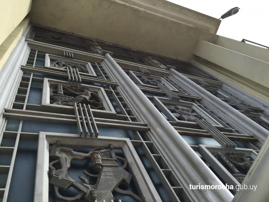 Ex Banco Hipotecario en Rocha