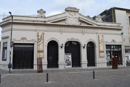 Teatro 25 de Mayo en la ciudad de Rocha
