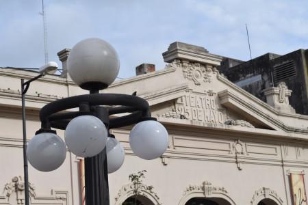 Teatro 25 de Mayo de Rocha