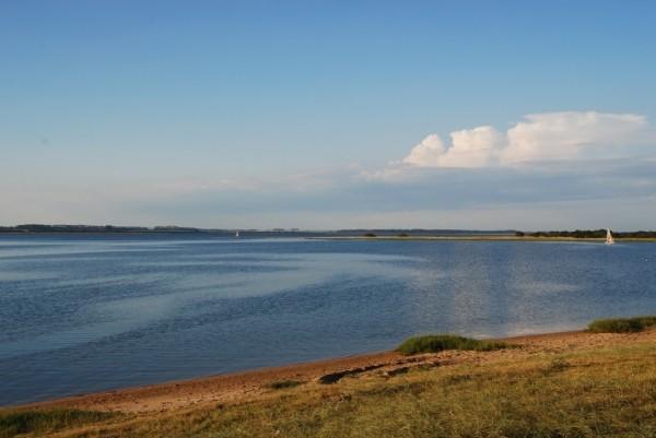 Laguna Garzón en El Caracol