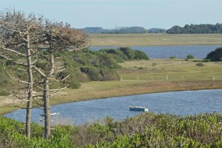 Garzón Lagoon between Rocha and Maldonado: a wonderful landscape of Uruguay