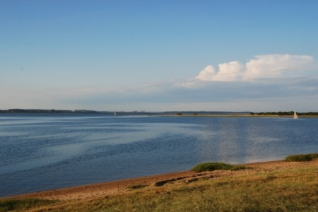 Laguna Garzón entre Rocha y Maldonado: un paisaje maravilloso de Uruguay