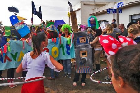Carnaval de La Pedrera, un clásico del verano en Rocha, Uruguay