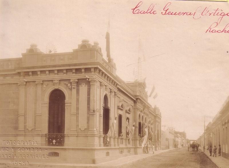 Palacio Municipal de Rocha
