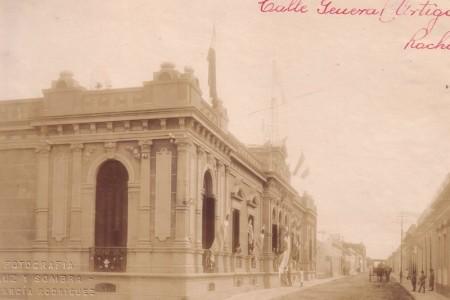 Palacio Municipal (Intendencia Departamental de Rocha)