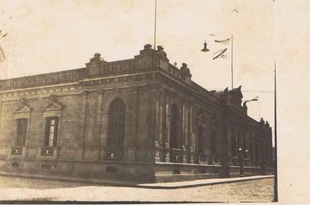 Palacio Municipal (Intendencia Departamental de Rocha) en Rocha