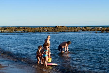 Playa El Cabito en La Paloma
