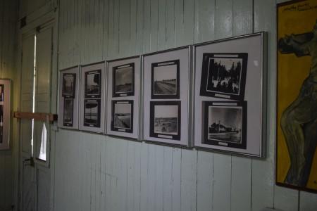 Exposición de fotografías antiguas de La Paloma