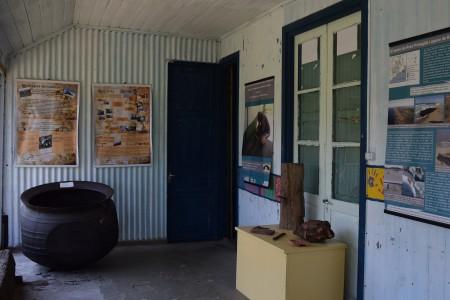 Sala de naufragios