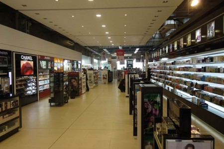 Turismo de compras en free shops y tiendas