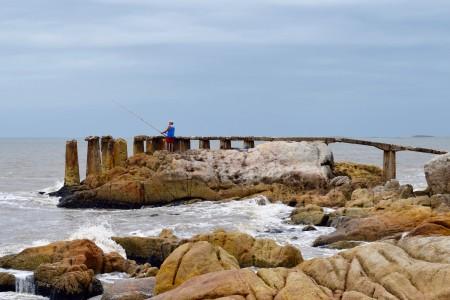 Antiguos muelles de pescadores, Las Piedritas