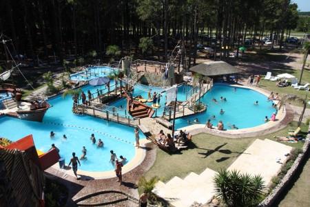 Parque de Aguas en Complejo Turístico Chuy