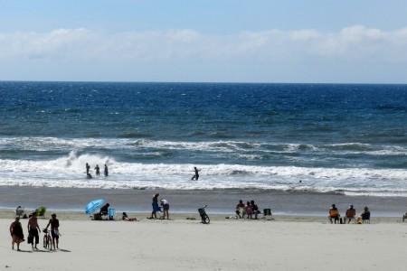 Playa de Barra de Chuy
