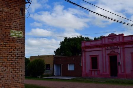 Calle Gral. Artigas en 18 de Julio